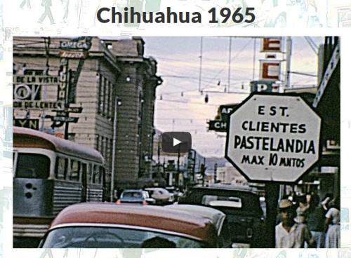 Video: Chihuahua, 1965