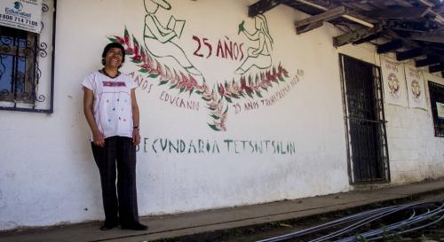Educación indígena: Los tres secretos de uno de los centros más premiados de México