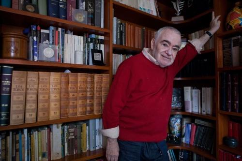 Ignacio Solares, honoris causa por la Universidad de Chihuahua