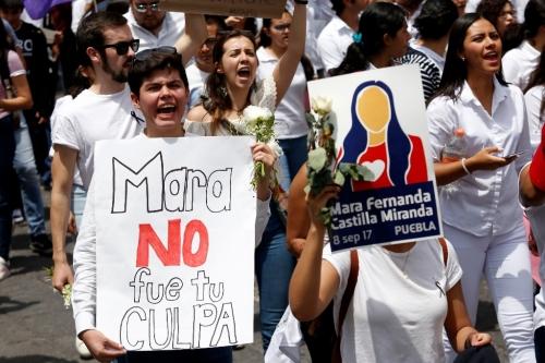 Mara, un cuarto de siglo de feminicidios en México