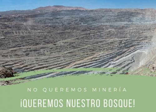 Rechazan la explotación minera en la Tarahumara