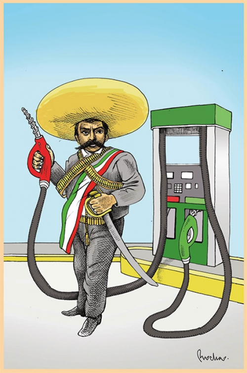 El costo de apagar el fuego con gasolina