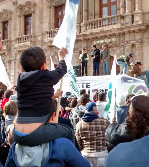 Unión Ciudadana, tres años después