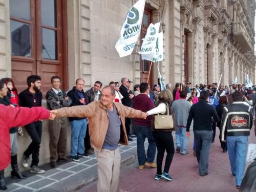 Hacia la desobediencia civil